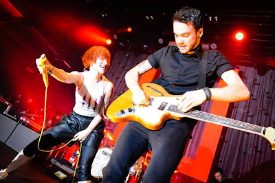 Paramore Live at Zürich Switzerland 2013