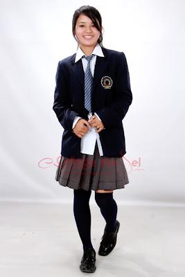 Nepali College Girl