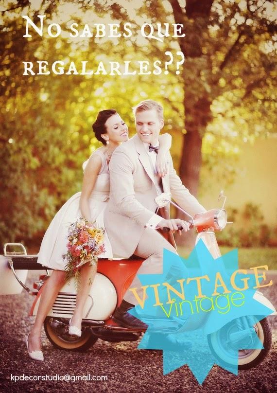 regalo de boda especial vintage regalos para novios