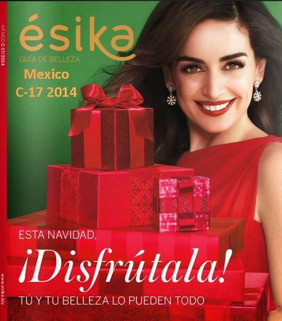 esika catalogo 17 2014 mexico