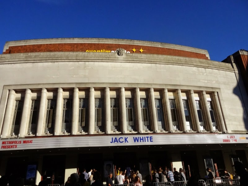 03.07.2014 London - Eventim Apollo