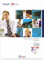 brosur PABX TDE100 - 600
