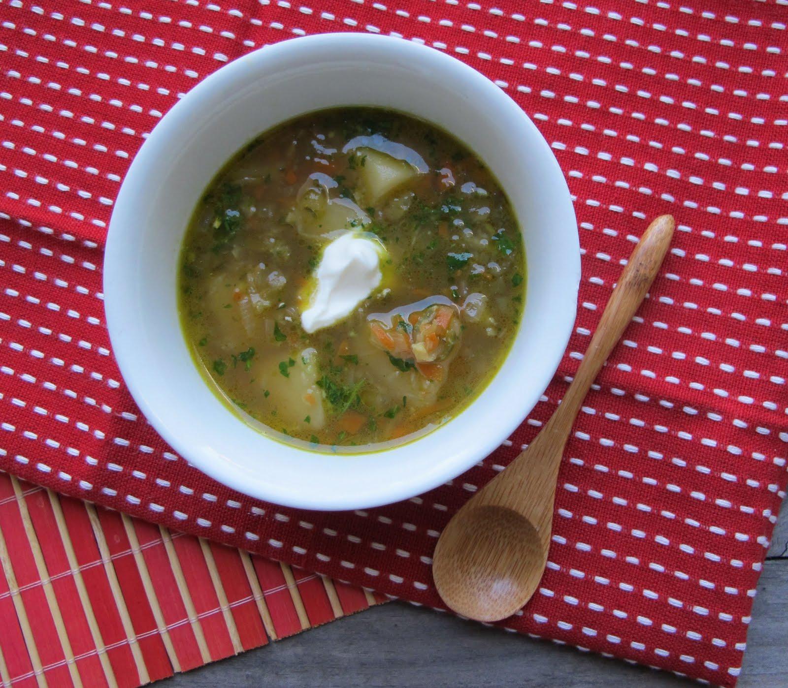 Приготовить суп рассольник
