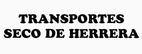 Patrocina Transportes Seco de Herrera