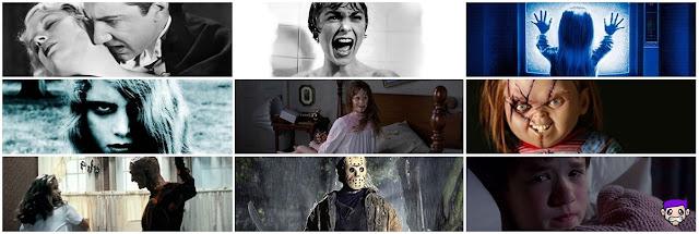 filme de terror 2012 Os dez melhores de todos os tempos.