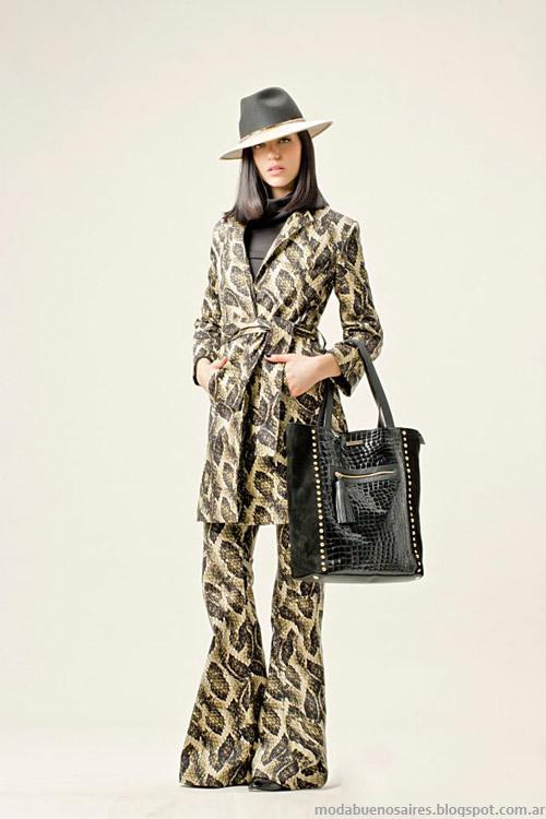 Trajes mujer Otoño invierno 2013 Moda