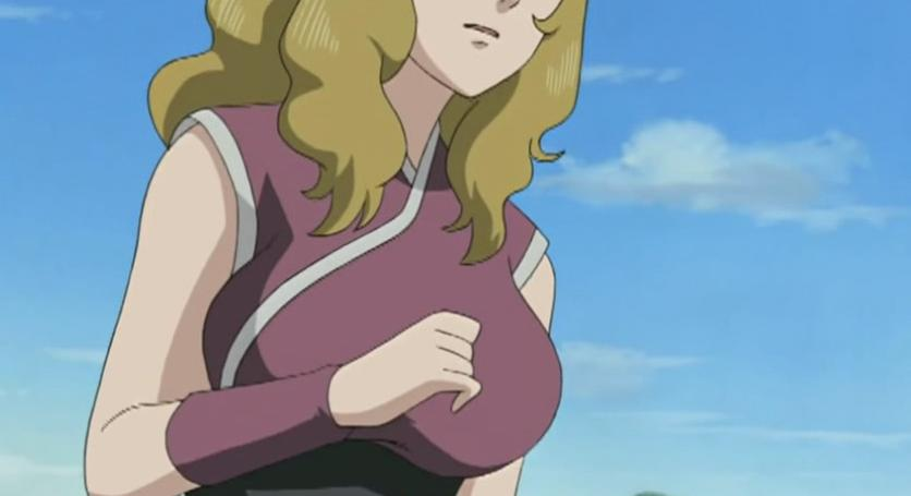 Hotaro naruto topless boobs and vijina