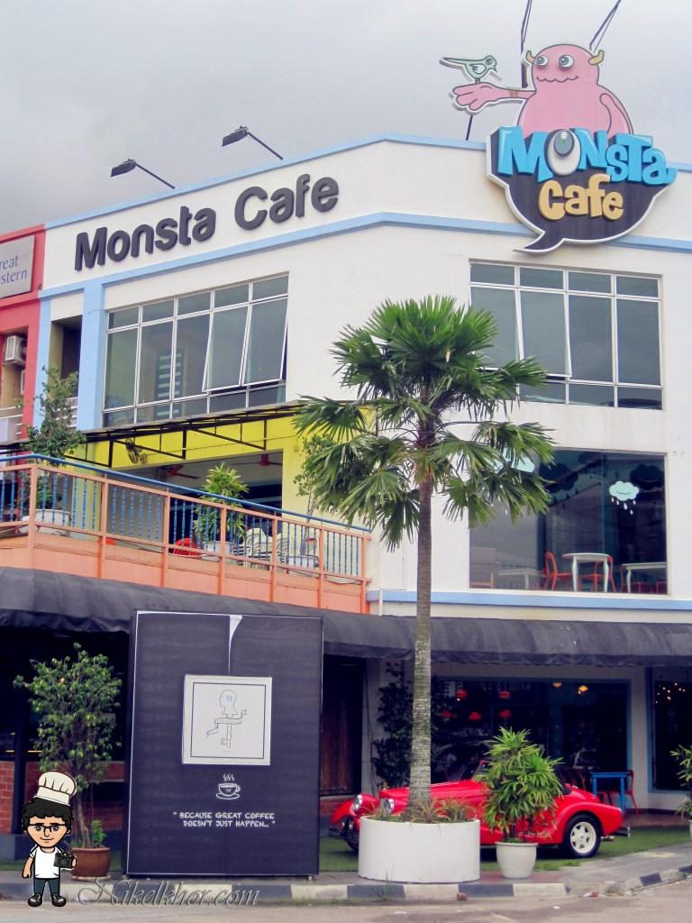 Monsta cafe taman nusa bestari skudai johor for I kitchen bukit indah