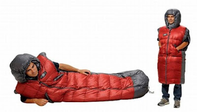 Most Creative Sleeping Bags and Unusual Sleeping Bag Designs (12) 8