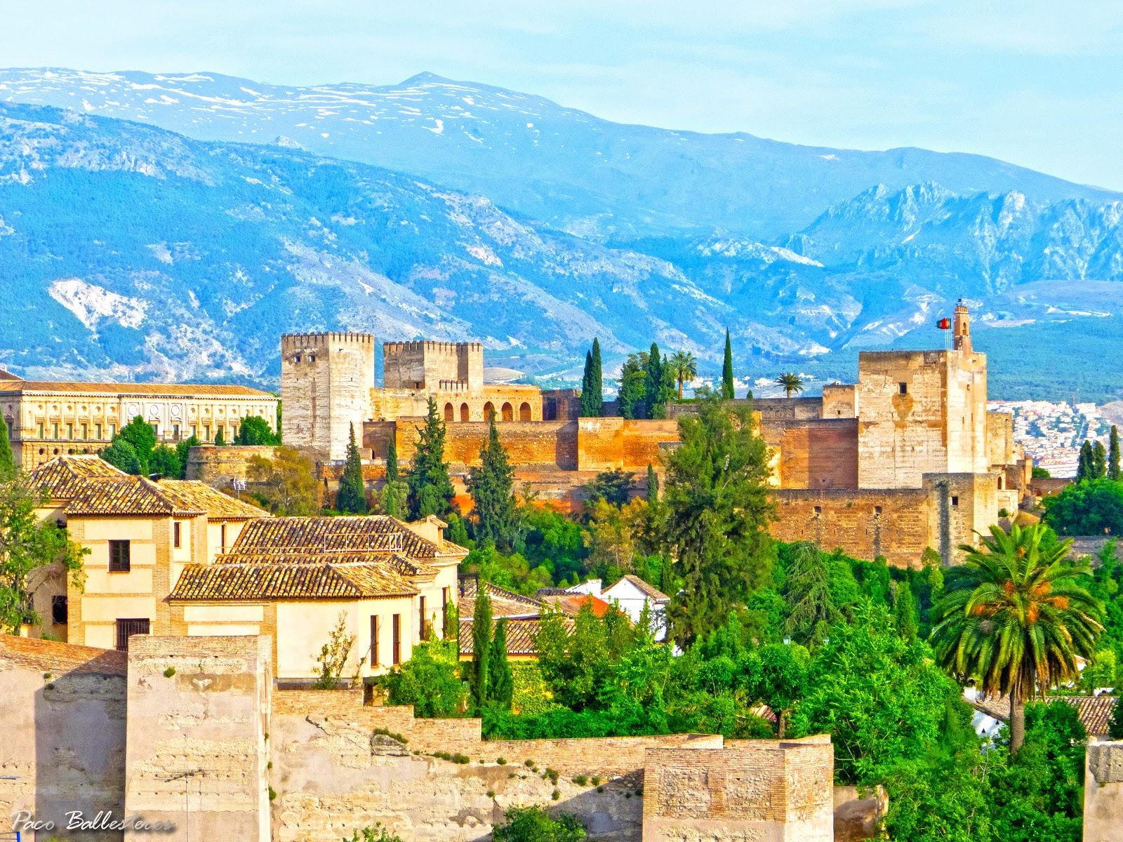 Proyecto paul bierwirth la alhambra y los querreros de for Granada interiorismo y decoracion