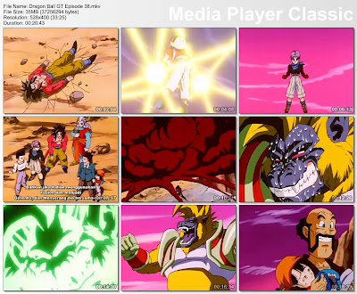 Download Film / Anime Dragon Ball GT Episode 38 Bahasa Indonesia