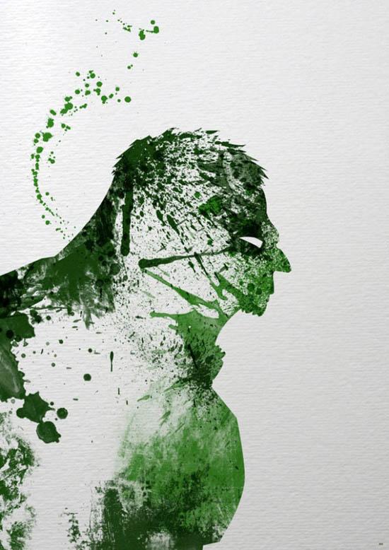 Super heróis -  Hulk
