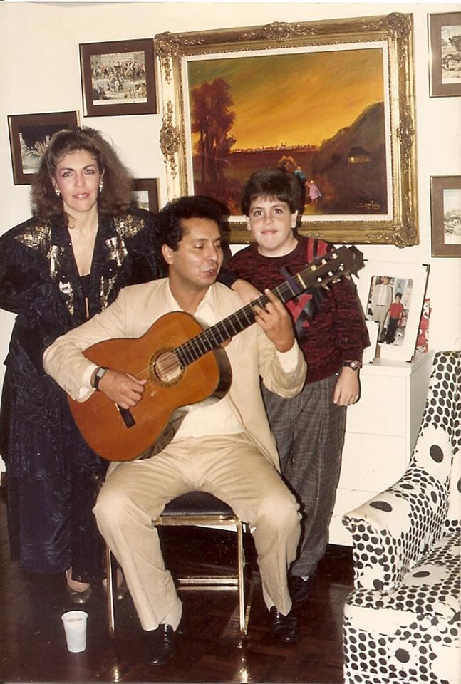 Loly Señaris Calviño, Victor Guerrero, Alexander Montoto Señaris.