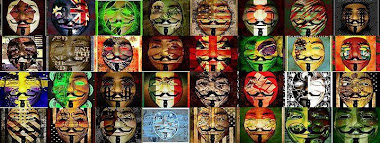 We are anonymous. We are Legión. We do not forgive. We do not forget. Expect us.