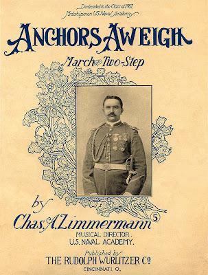 Anchors Aweigh Charles Adams Zimmermann