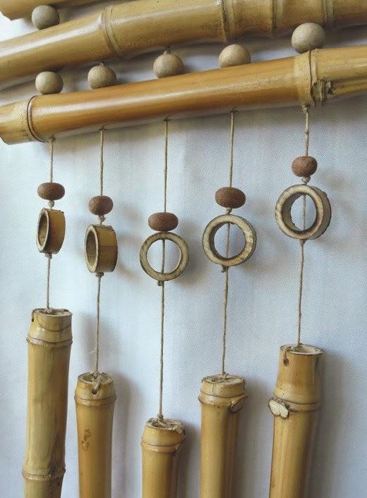 movil con cañas de bambu-eltallerdejazmin