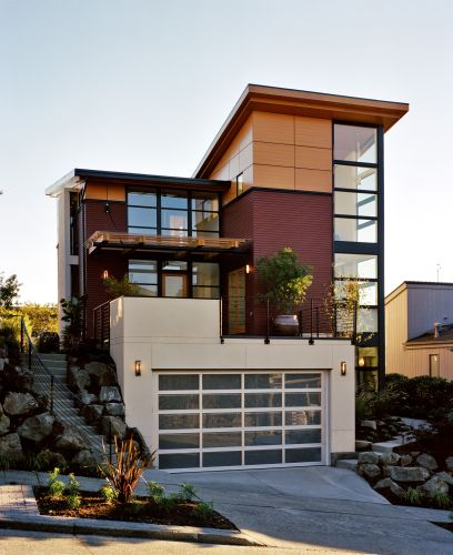 House Designs: Modern And Minimalist Design House Exterior