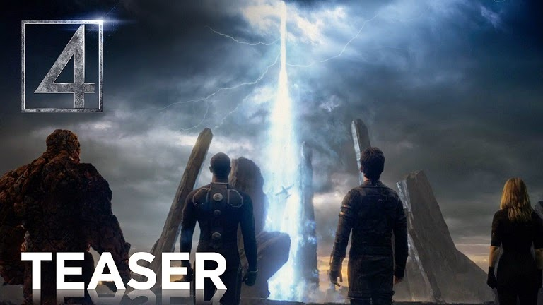 fantastic four alternate trailer