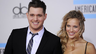 Michael Bublé will be a father for the first time