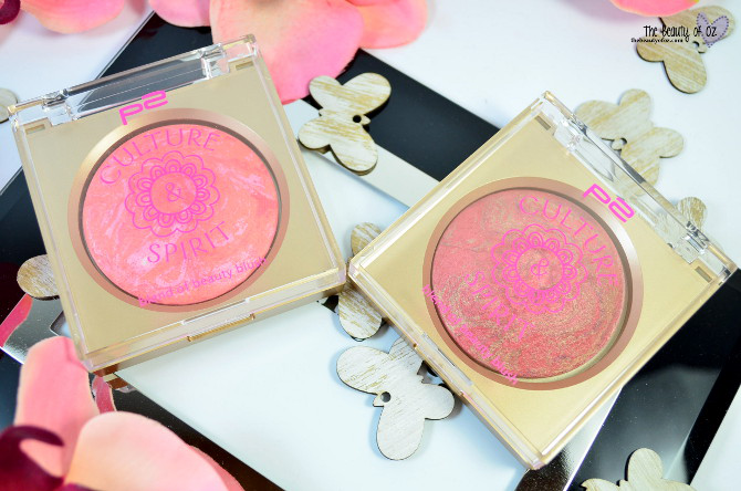 Review p2 Culture & Spirit Blush SOULFULNESS