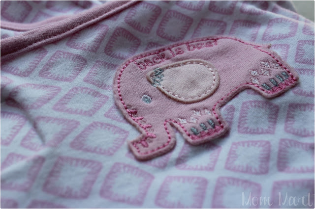 Halo SleepSack Swaddle Pink Elephant