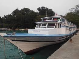 Kapal Feri Pulau Pari