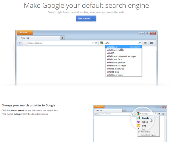 Default Search Provider Corrupted - The Spiceworks Community