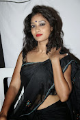 Actress Bhanu Hot photos in black-thumbnail-7