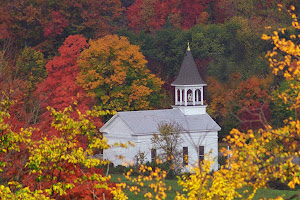 Church Near Our New York Farmhouse