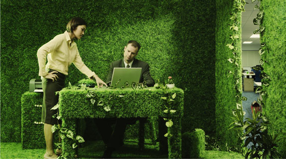 Eco Libris Blog 5 Best Tips To Make Green Office