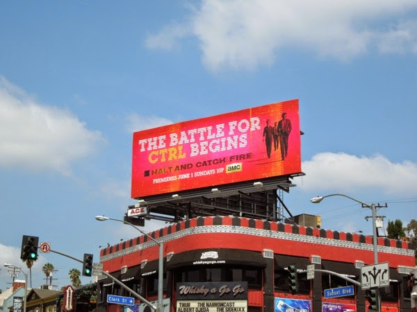 Halt and Catch Fire billboard