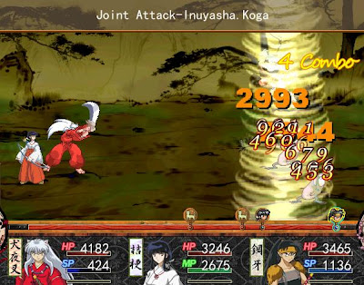 Inuyasha: TAMASHI Screenshots 2