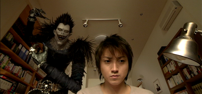 death note live action movie subtitulos:
