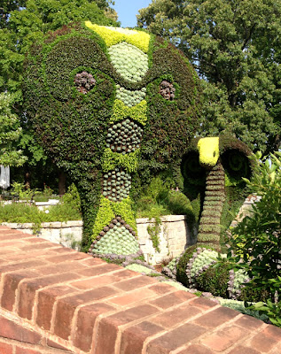 Imaginary Worlds, Cobra, Atlanta Botanical Garden