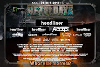 Metaldays Festival 2018