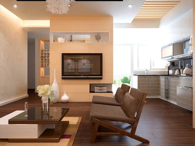 Cho thuê chung cư Golden Land tòa C dt 94m2 – 2 PN – đủ đồ