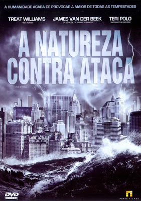 A Natureza Contra Ataca - DVDRip Dual Áudio