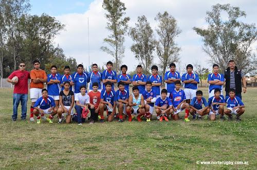 M14 de Católica Vaqueros Rugby Club
