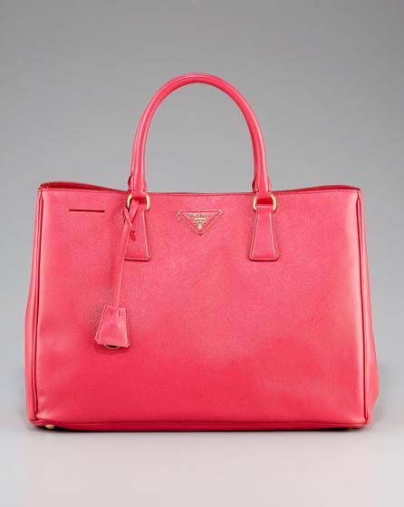 prada beige leather handbag - Prada_Saffiano_Lux_Tote_Bag_Pink.jpg