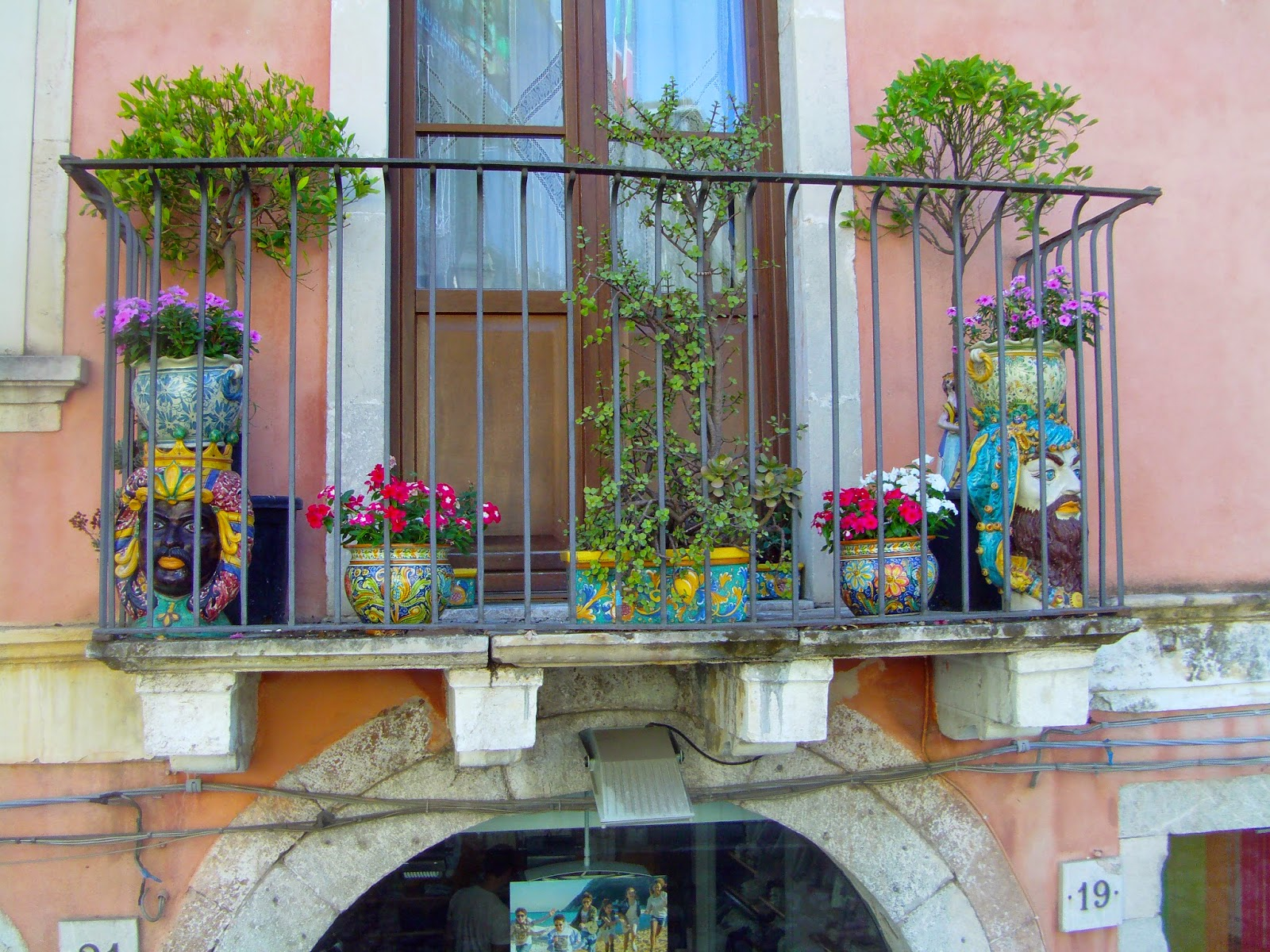Ceramics-In-Taormina-Sicily