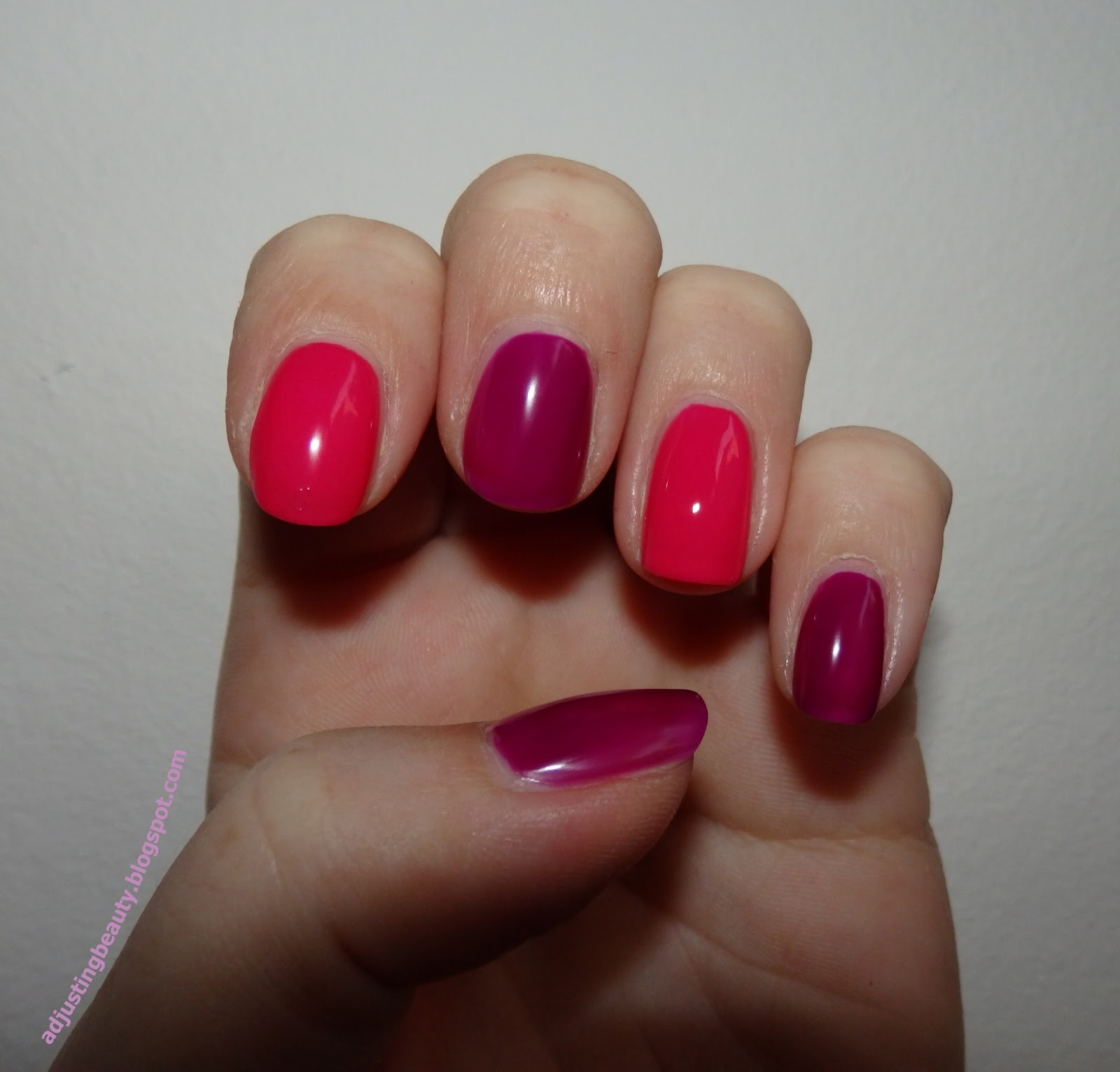 Review: Maybelline Colorama Neons Nail Polishes