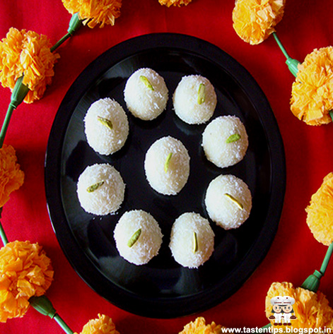 Coconut Laddu