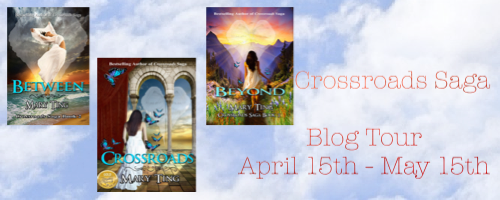 {Guest Post+Giveaway} Crossroads Saga by Mary Ting