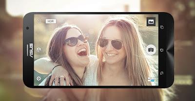 hasil kamera asus zenfone selfie