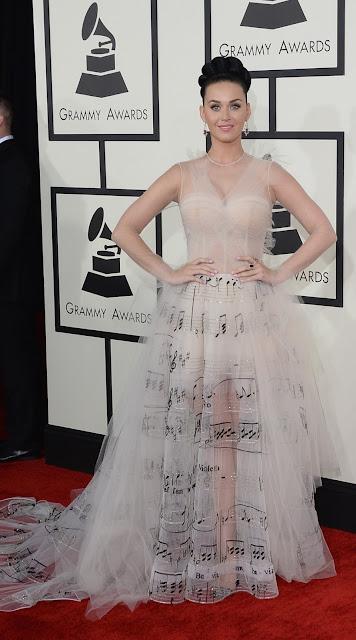 Vestidos de fiesta de Katy Perry