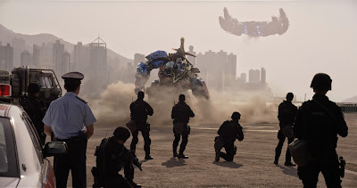 Transformers Age of Extinction Optimus in China