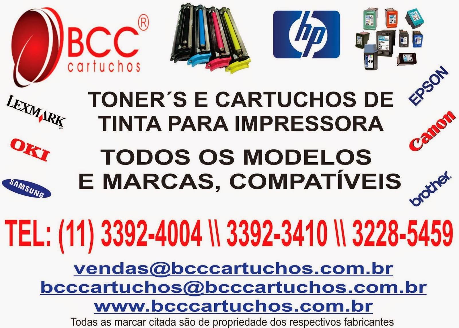 Compre aqui BCC CARTUCHOS