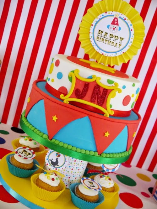 mariage décoration thème cirque idée réception Wedding Spirit blog mariage
