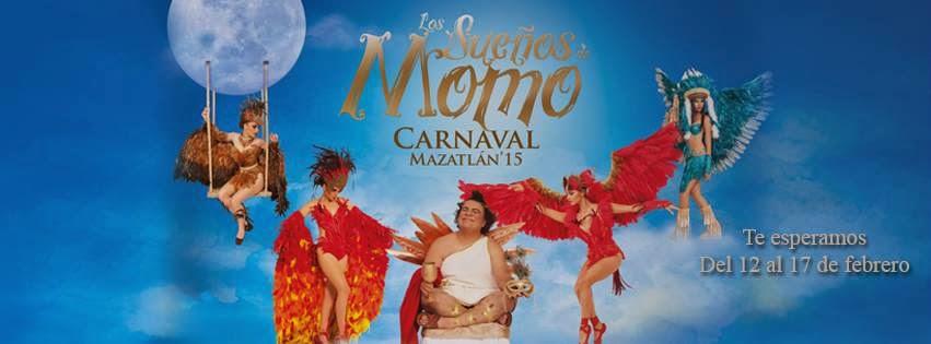 programa carnaval mazatlan 2015