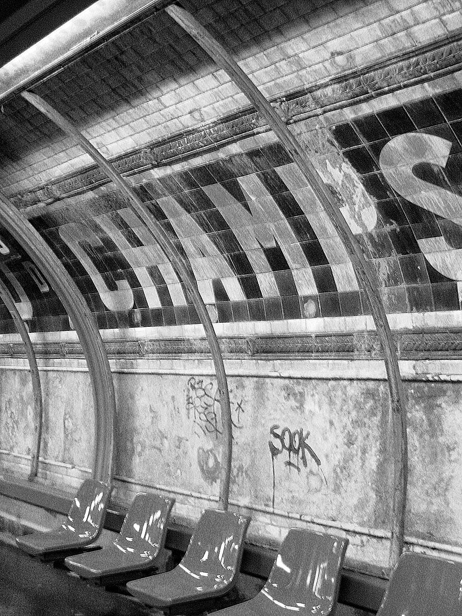 old station of N-D des Champs